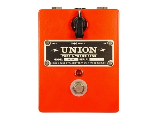 Union Tube & Transistor More