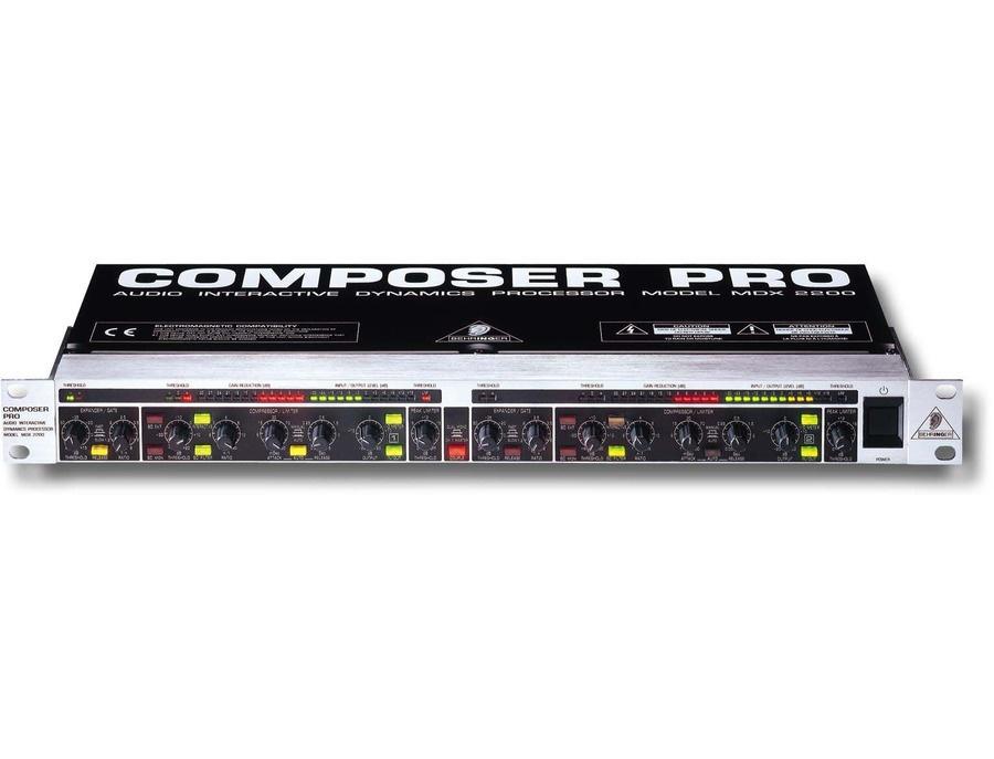 Behringer MDX 2200