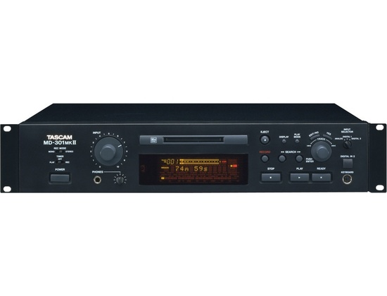 Tascam MD-301mkII