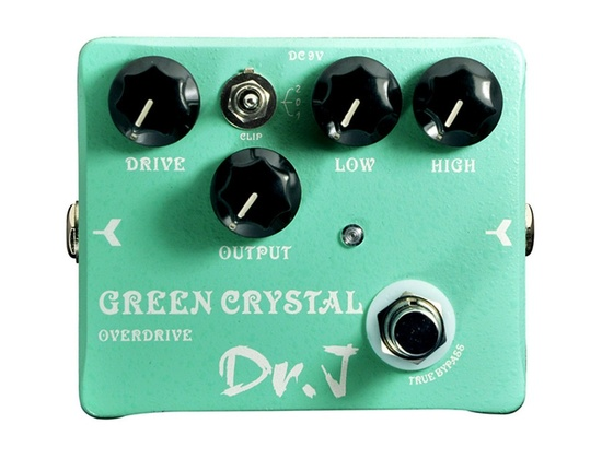 Dr.J Green Crystal Overdrive
