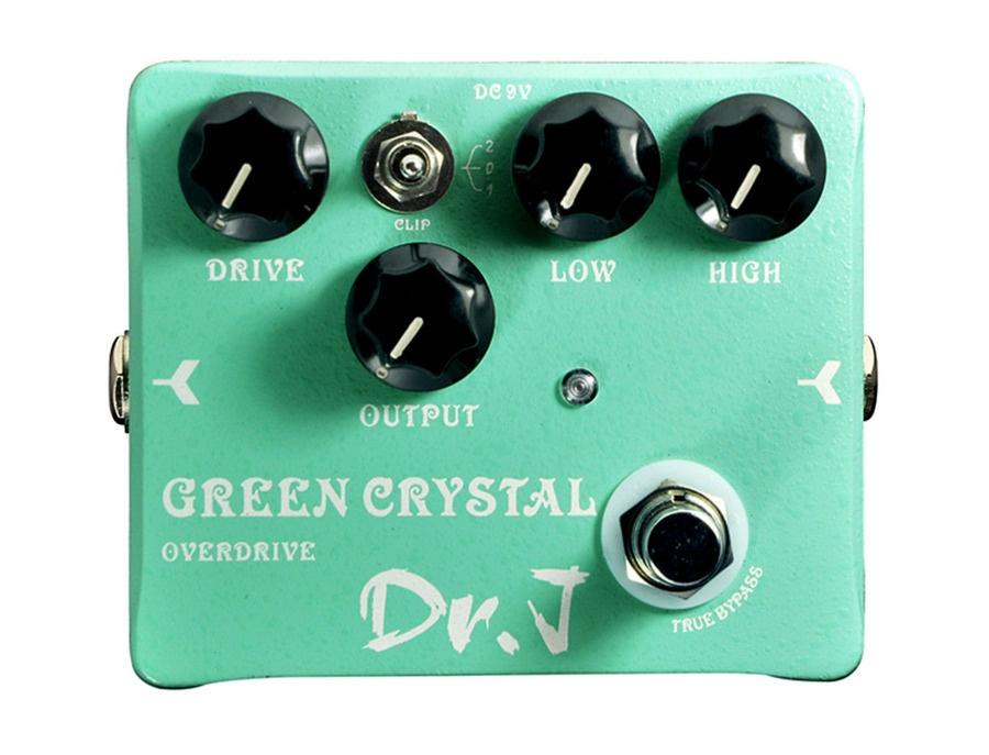 Dr.J Green Crystal Overdrive