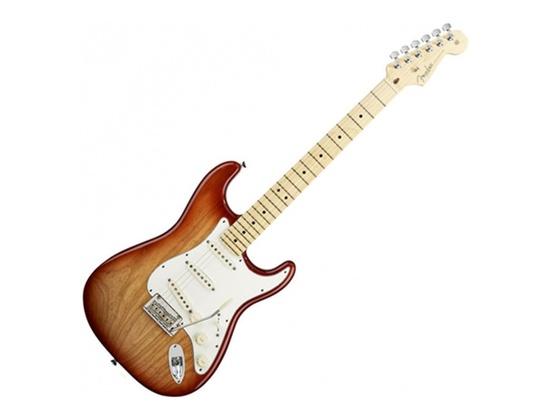 Fender Stratocaster American Standard Sienns Sunburst