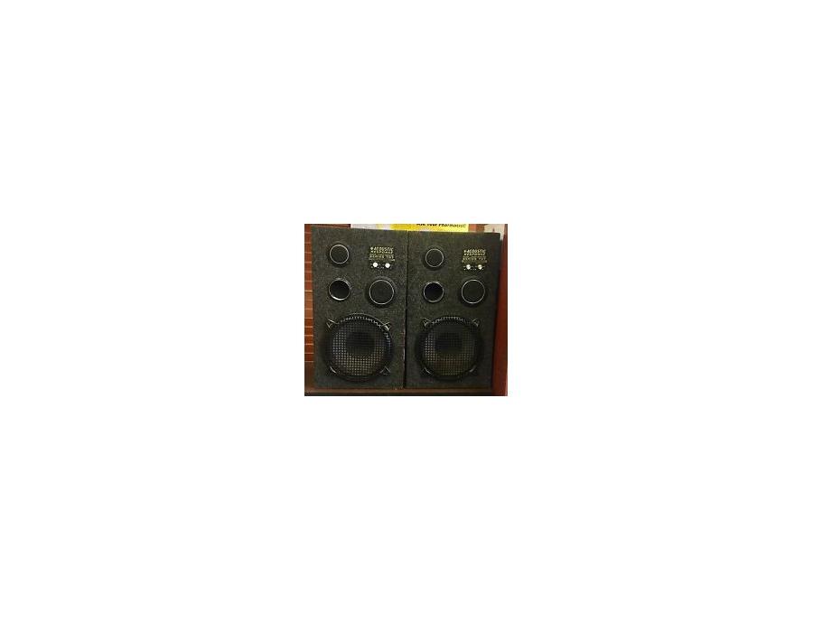Acoustic response series 707 xl