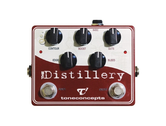 Toneconcepts Distillery Boost