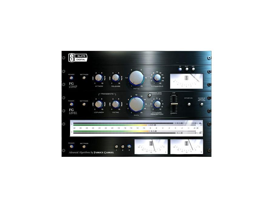 Slate digital fg x virtual mastering pro xl