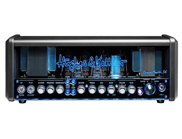 Hughes and Kettner Grandmeister 36 Head