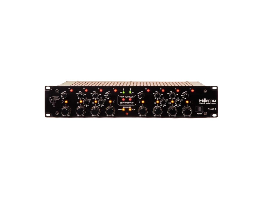 Millennia NSEQ-2 Stereo Parametric Equalizer