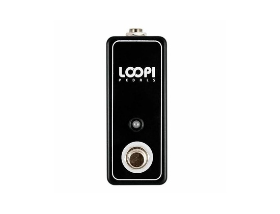 Loopi Pedals Orange Amp Channel Footswitch