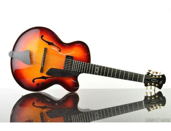 Victor Baker Guitar