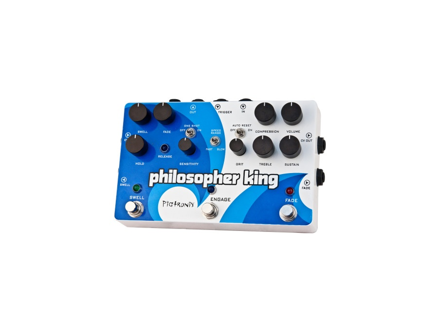 Pigtronix philosopher king pedal xl