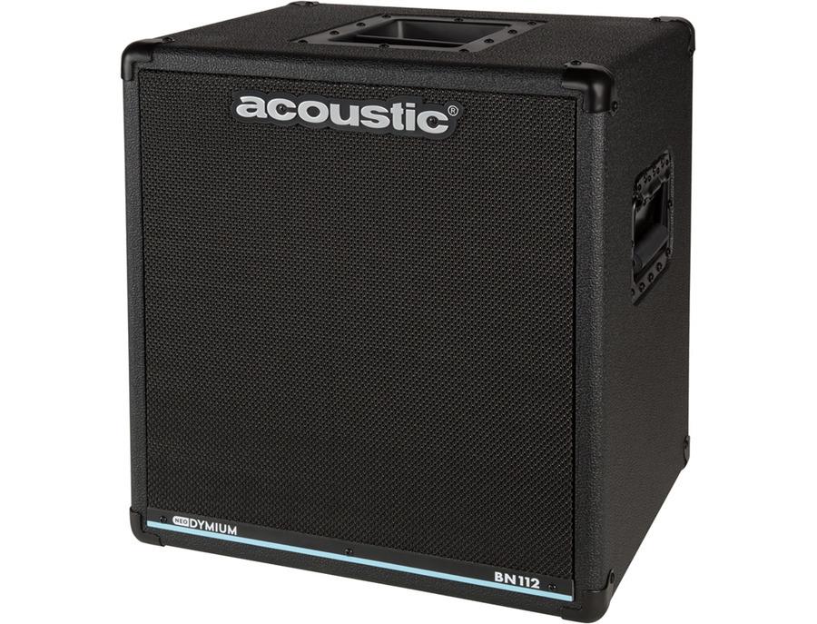 Acoustic bn 112 bass cabinet xl