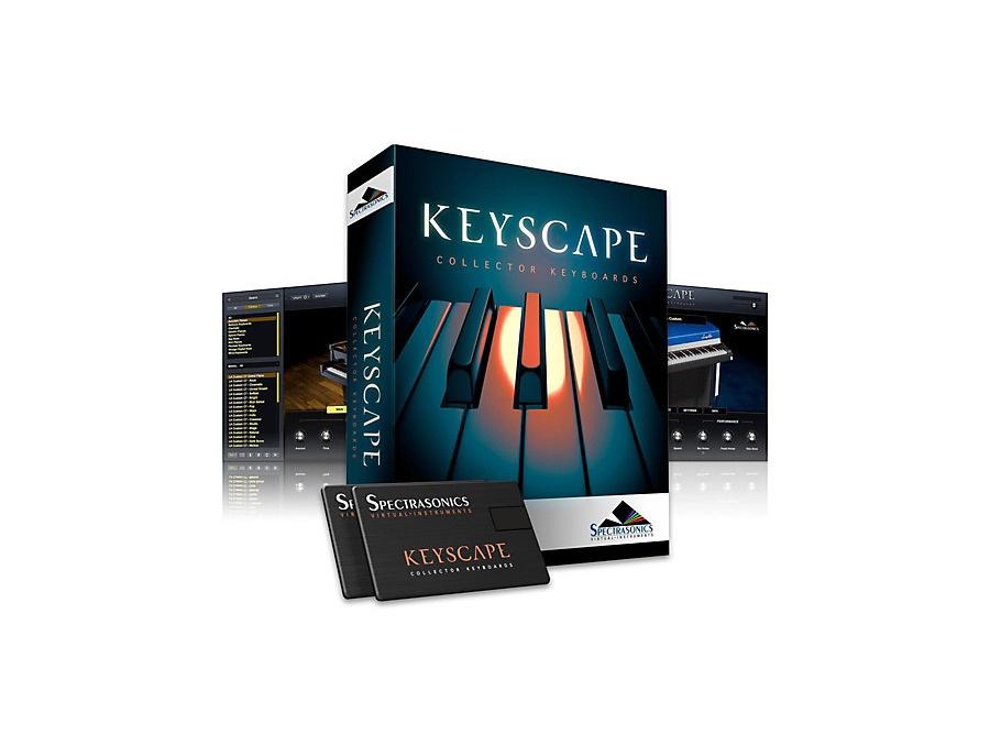 Spectrasonics keyscape xl