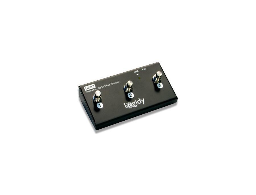 Logidy UMI3 USB MIDI Foot Controller