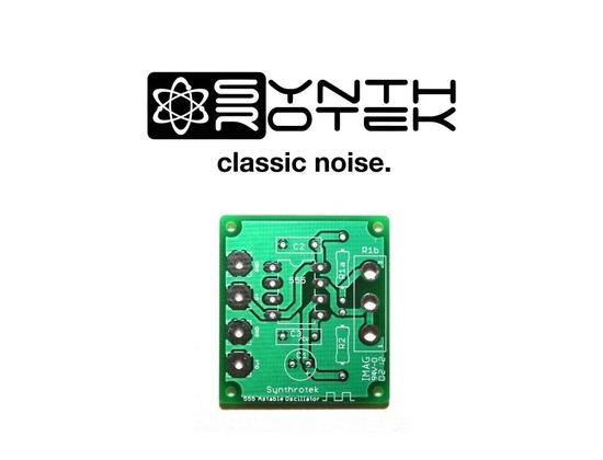 Synthrotek 555 Timer Lo-Fi