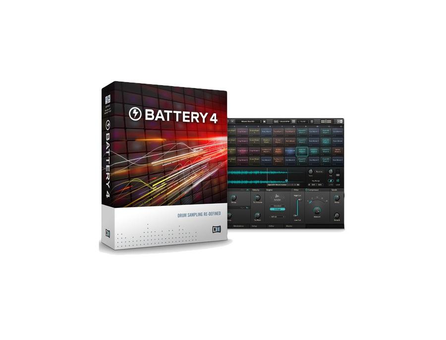Native instruments battery 4 xl