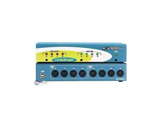 M-Audio MIDISPORT 4x4 midiman