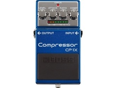 Boss cp 1x compressor effects pedal s