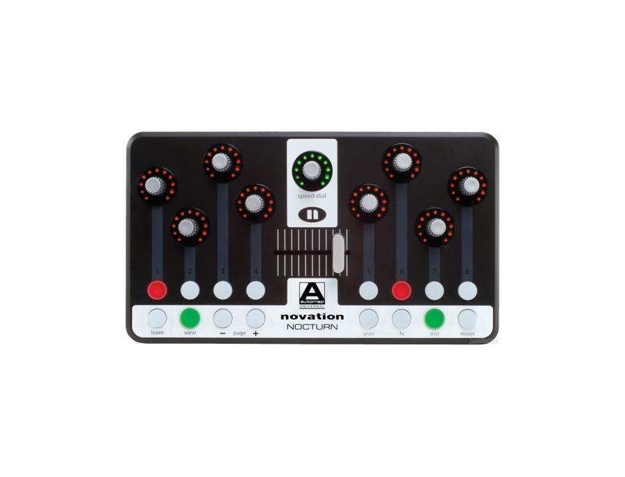 Novation Nocturn Plug-In Controller