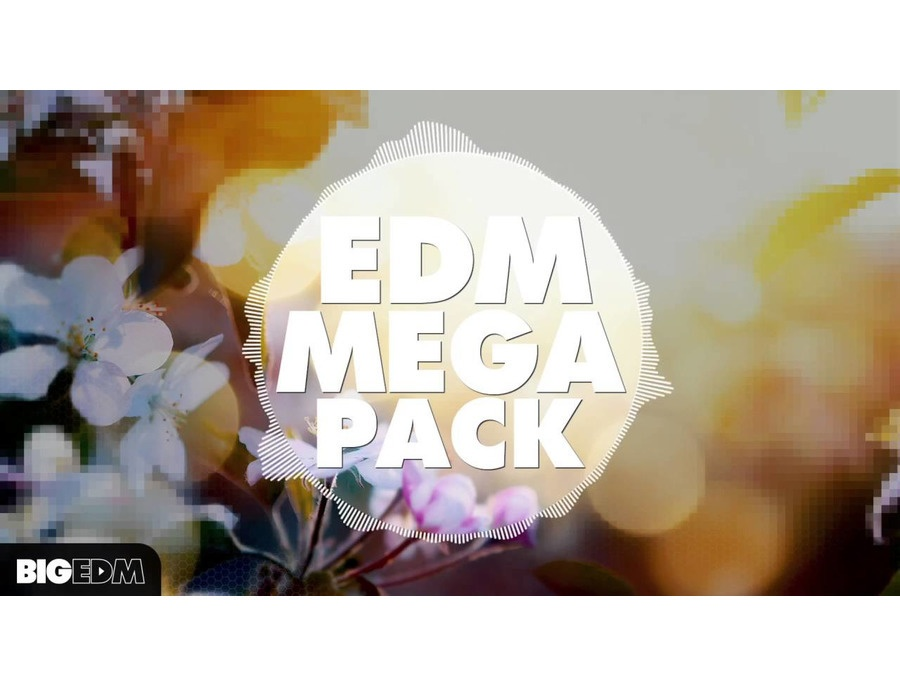 WA Production EDM Mega Pack