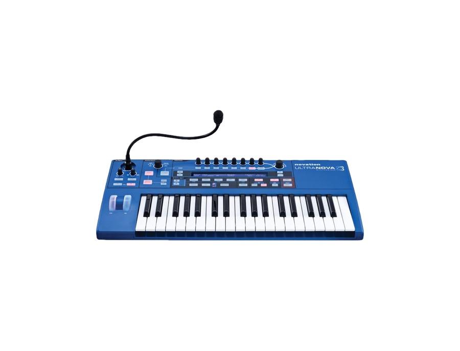 Novation ultranova synthesizer xl