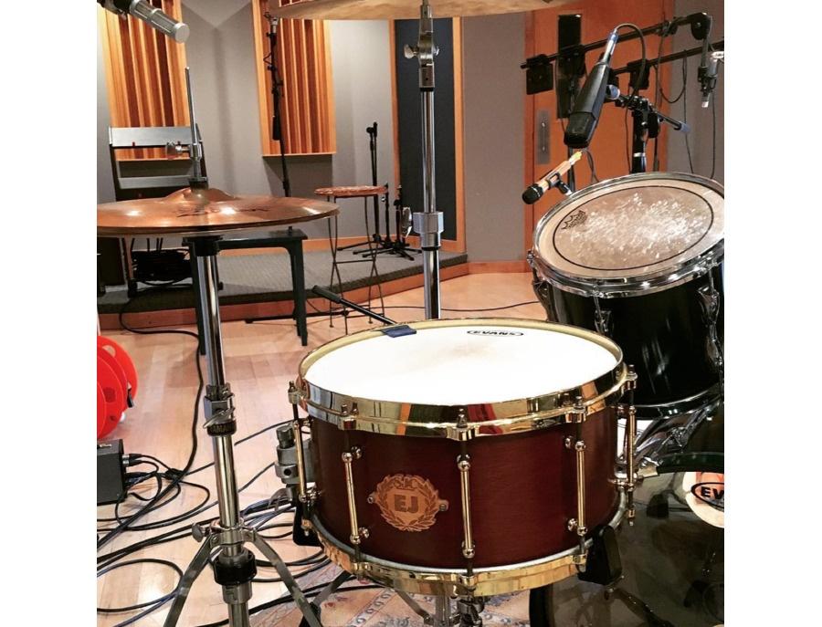 SJC Custom Snare - Custom Jarra Shell Snare Drum