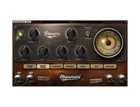 Waves Maserati VX1 Vocal Plugin Reviews & Prices | Equipboard®