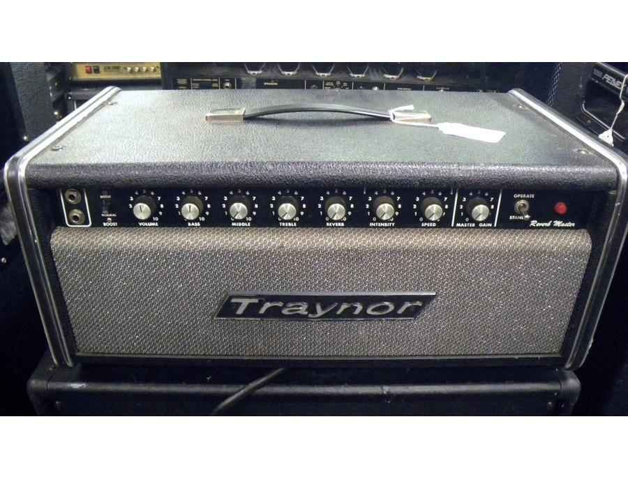 Traynor YRM-1 Reverb Master Guitar Head