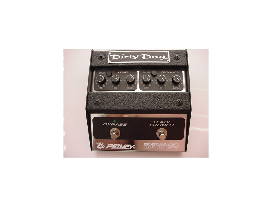 Peavey Dirty Dog Distortion Pedal