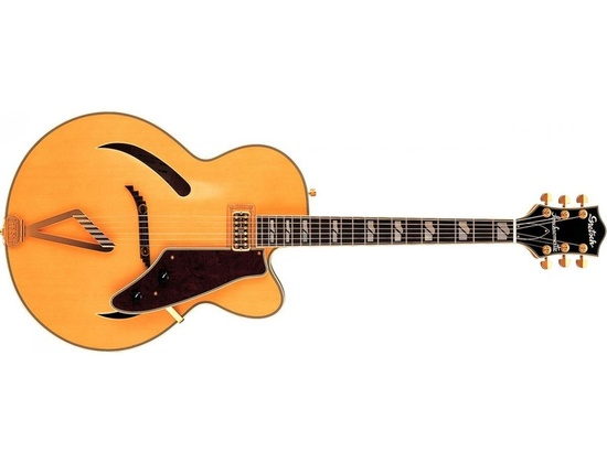 Gretsch G6040MCSS Synchromatic Cutaway Archtop
