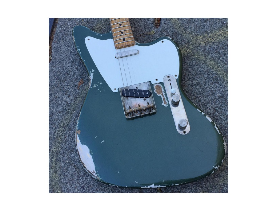 Rock N Roll Relics Jazz Bastard Custom Guitar
