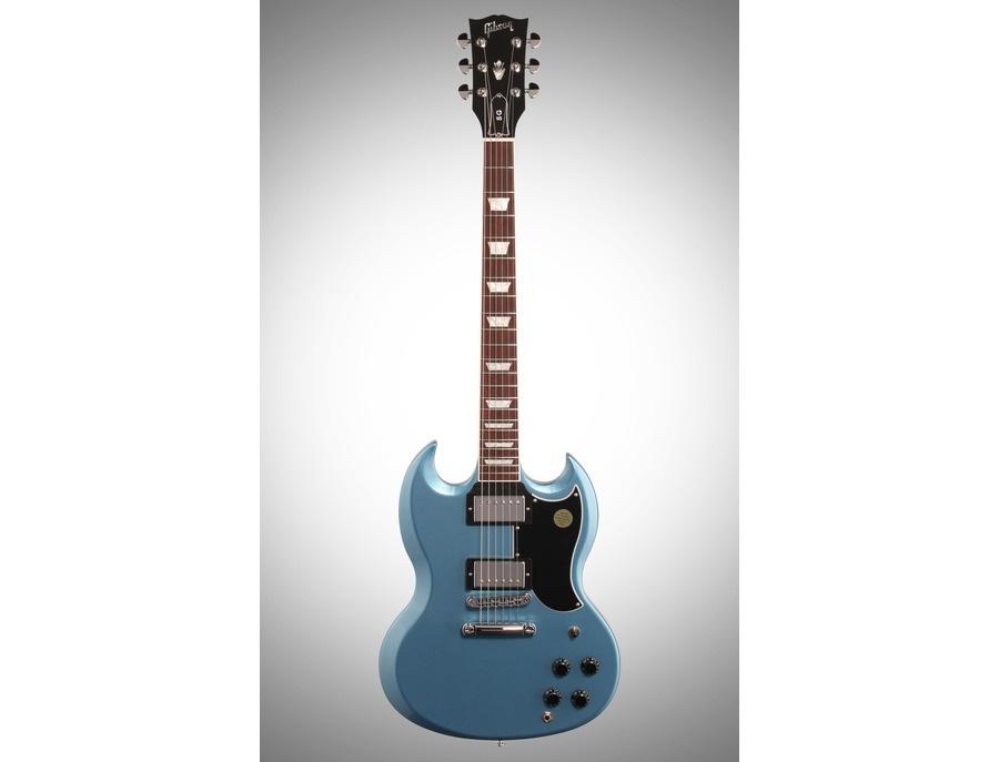 2017 Gibson SG Standard T Limited Edition Pelham Blue