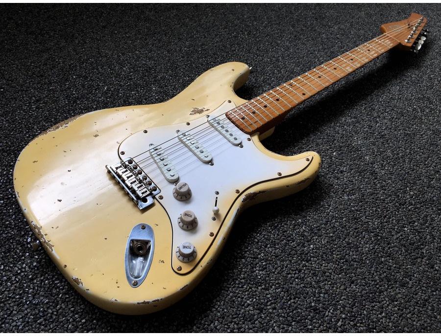 RDK Franz Vor Custom Guitar