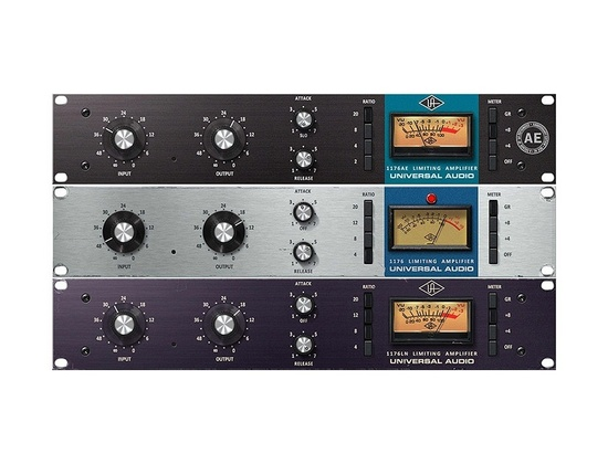 1176LN Legacy Classic Limiting Amplifier