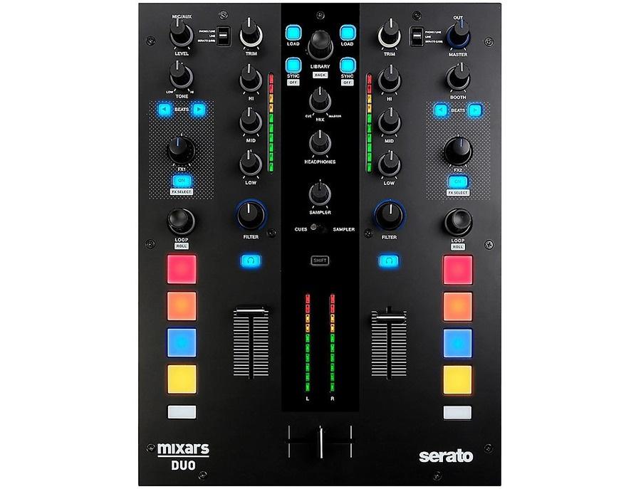 Mixars DUO Official Serato DJ Mixer
