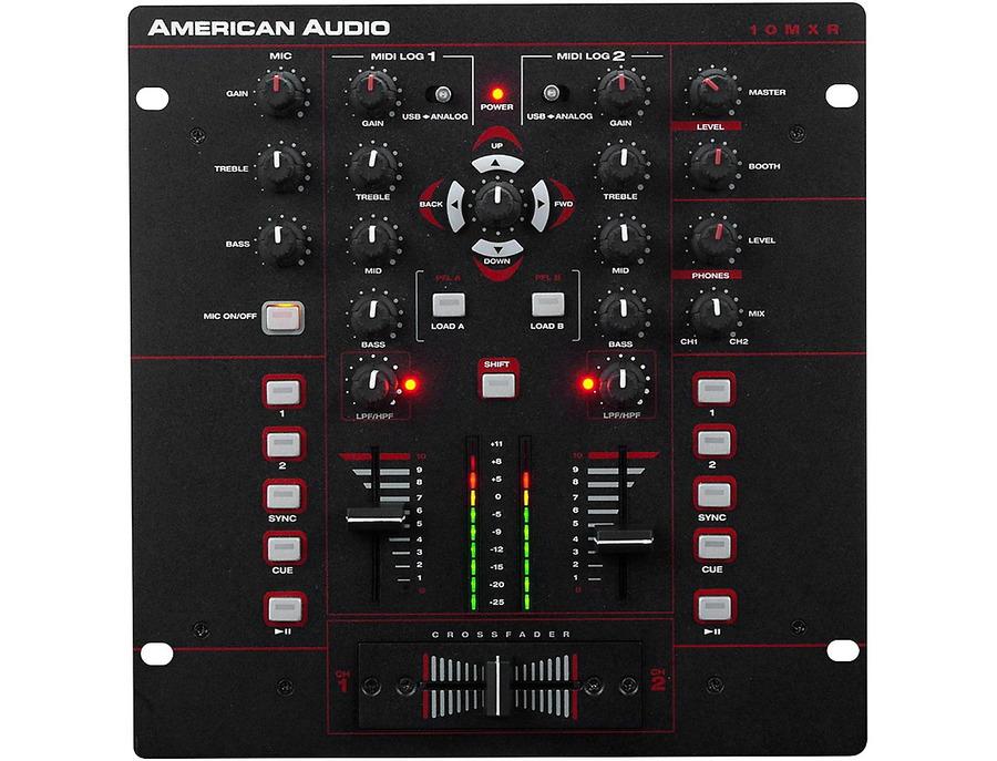 American Audio 10 MXR