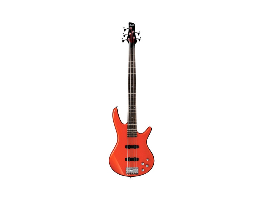 Ibanez GSR205 5-String Bass  Roadster Orange Metallic