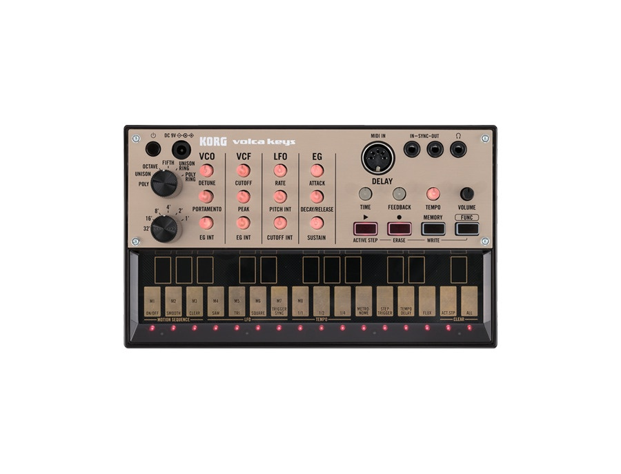 Korg volca keys analogue loop synth xl