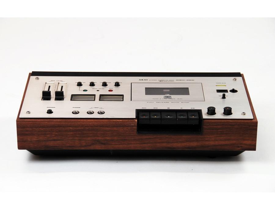 Akai GXC-39D Stereo Cassette Desk