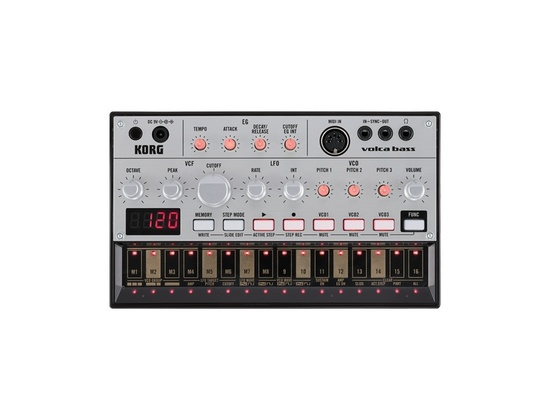 Korg Volca Bass Analogue Bass Machine