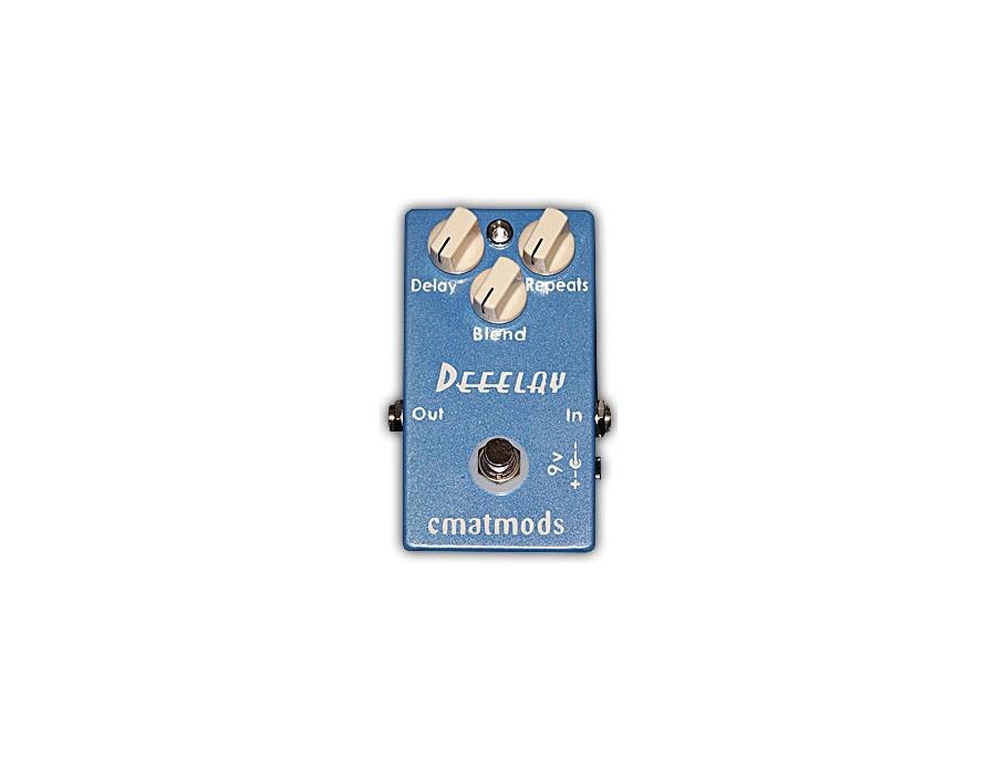 CmatMods Deeelay delay pedal