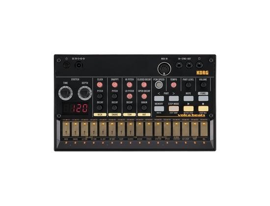Korg Volca Beats Analogue Rhythm Machine