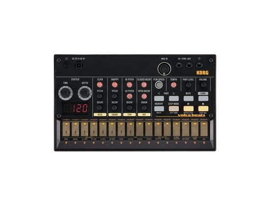Korg Volca Beats Analogue Rhythm Machine