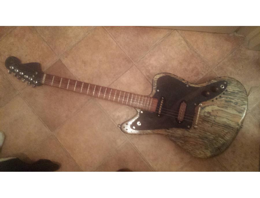 TG Tkalec Guitar custom handmade Jaguar