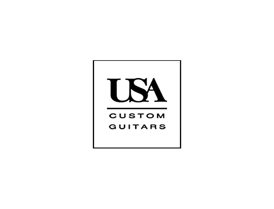 USA Custom Guitars HH Stratocaster