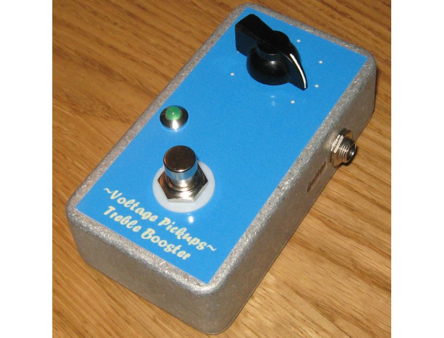 Voltage Pickups Treble Booster