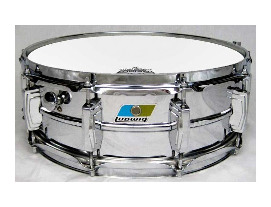 Ludwig supraphonic 400 5x14 inch snare drum xl