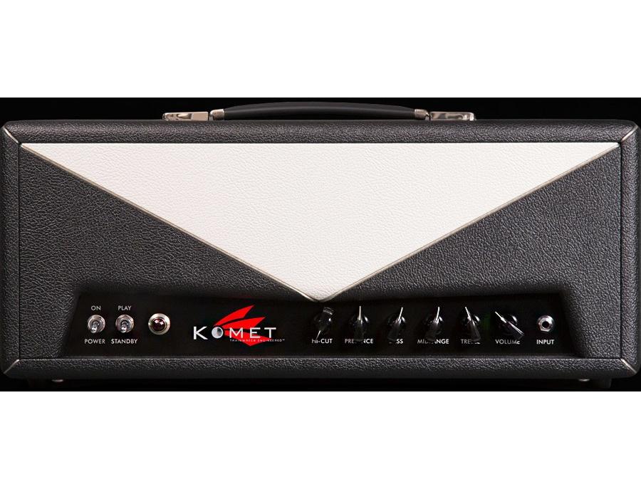 Komet 60 amplifier