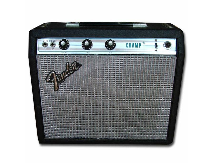Fender Silverface Champ