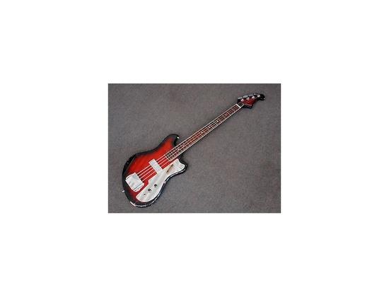 Teisco conrad bass