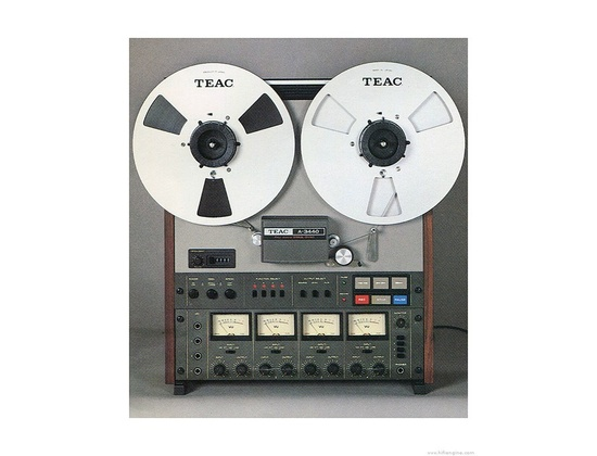 Teac A-3440 4-Channel Tape Deck